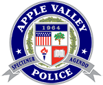 Apple Valley Police seal